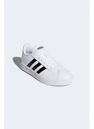 adidas Vl Court 2.0 K Kadın Günlük Ayakkabı Db1831 Beyaz